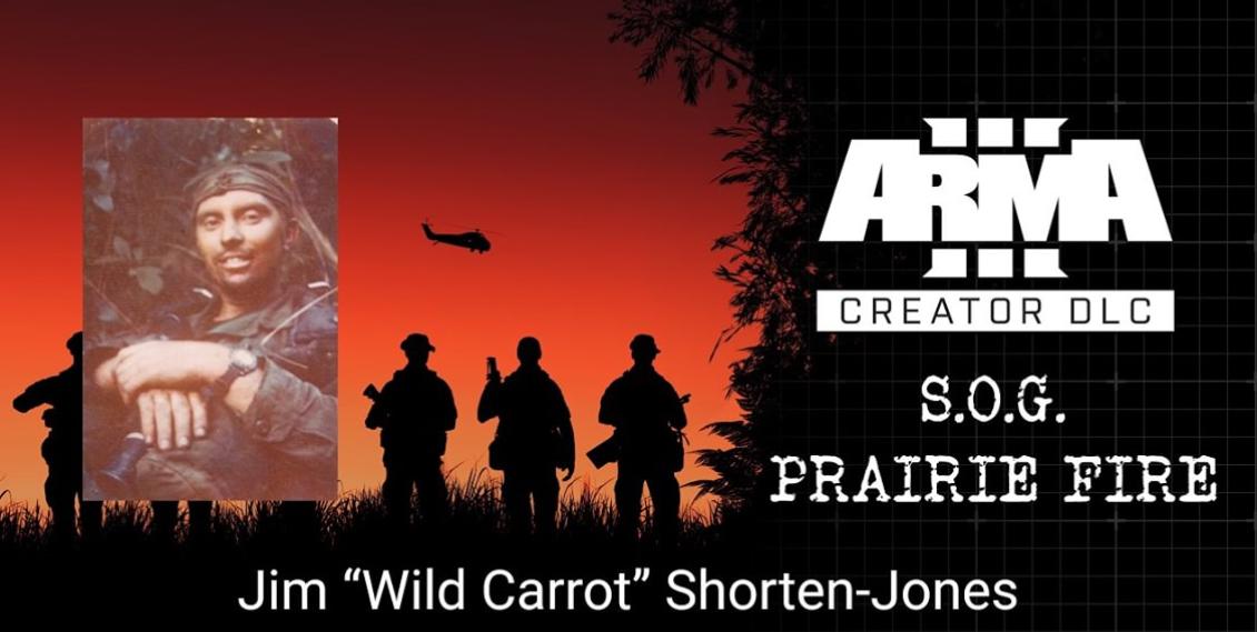 "Read more about the article S.O.G. Prairie Fire Stories #2: Jim 'Wild Carrot"" Shorten-Jones"