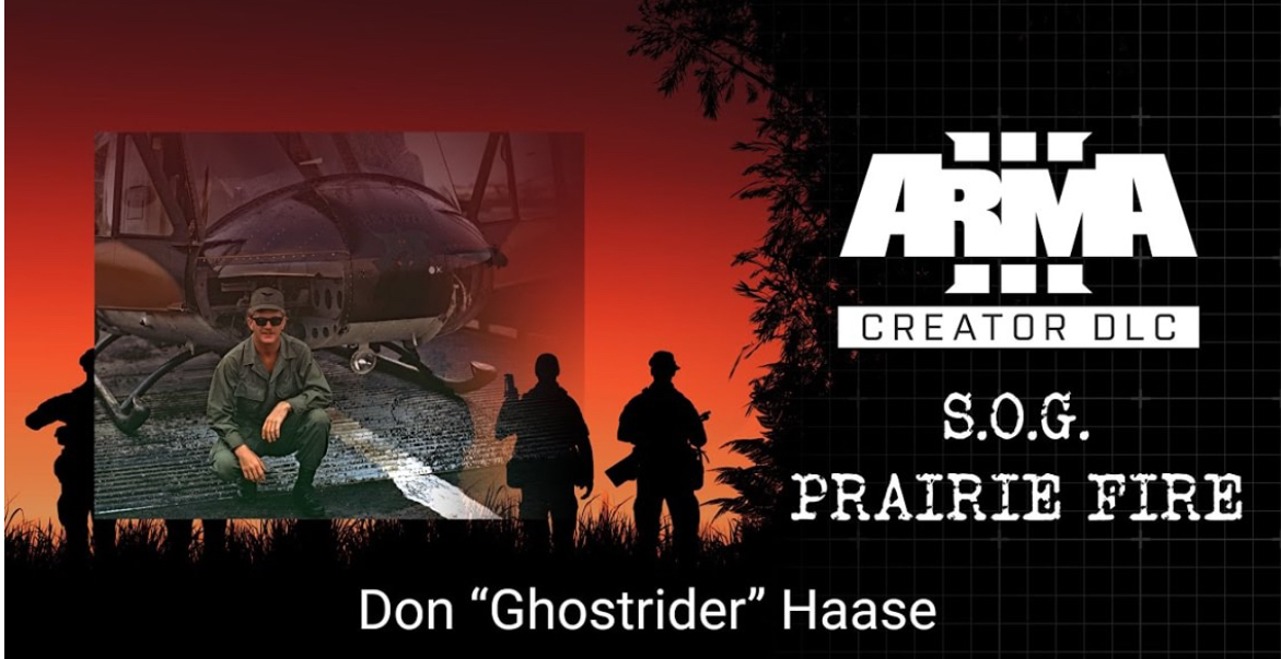 """Read more about the article S.O.G. Prairie Fire Stories #3: Don """"Ghostrider"""" Haase"""