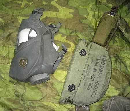 Read more about the article XM28 Riot Gas Mask