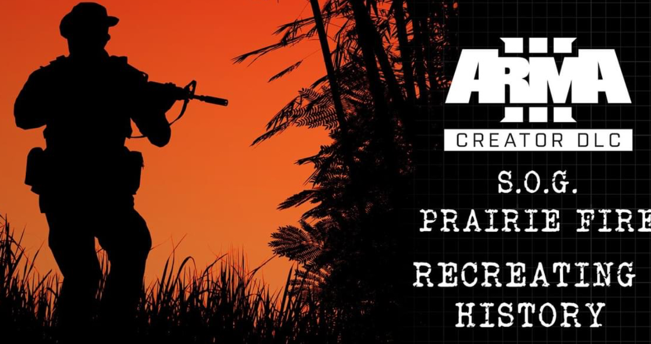 Read more about the article Arma 3 Creator DLC: S.O.G. Prairie Fire Presentation to SOAR 2021