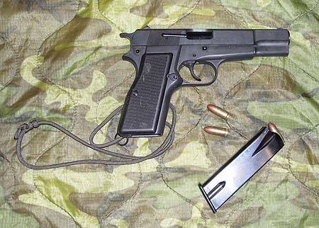 FN Browning 9MM Hi-Power