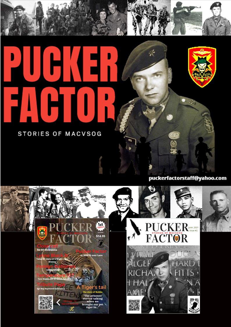 Pucker Factor Magazine